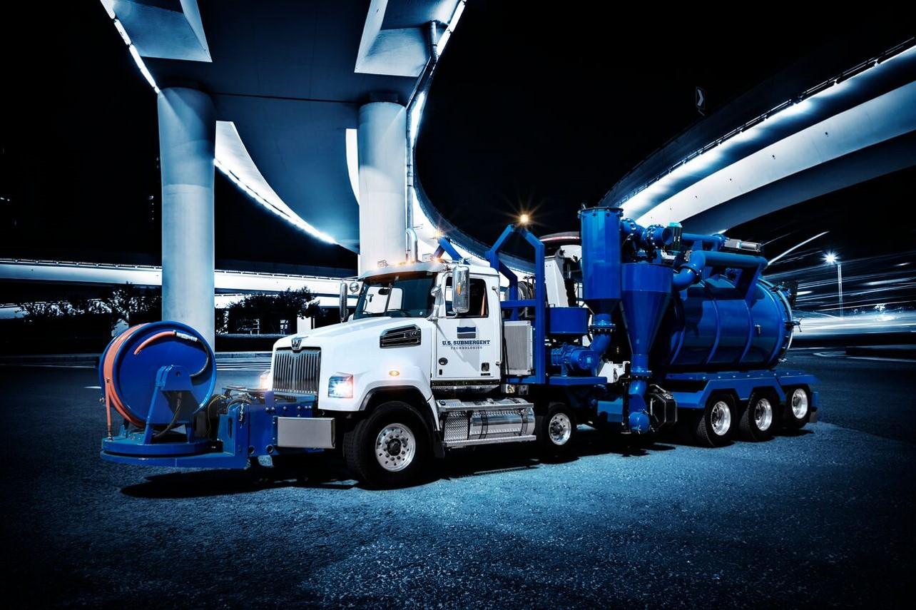 U.S. Submergent Technologies Redefines Wastewater System Maintenance