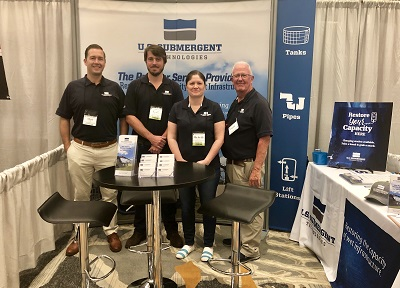 USST Crew at the 2019 FRWA Conference.