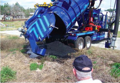 U.S. Submergent Technologies, Debris Removal in Starke, FL